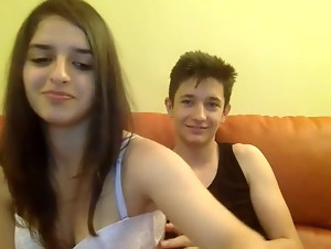 Lovetorideyou69 has some top secret sex with her young skinny white boyfriend.